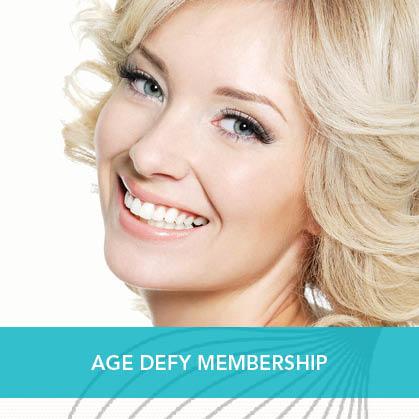 Age Defy Membership