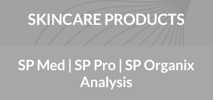 Skincare Products: SP Med, SP Pro, SP Organix, Analysis