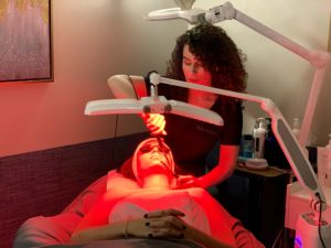 Image of Red Glow Therapy Facial