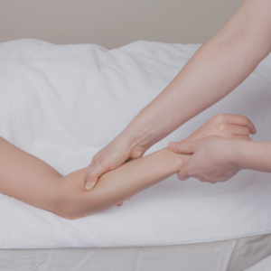Image of Skin Perfect Spas hand and arm massage