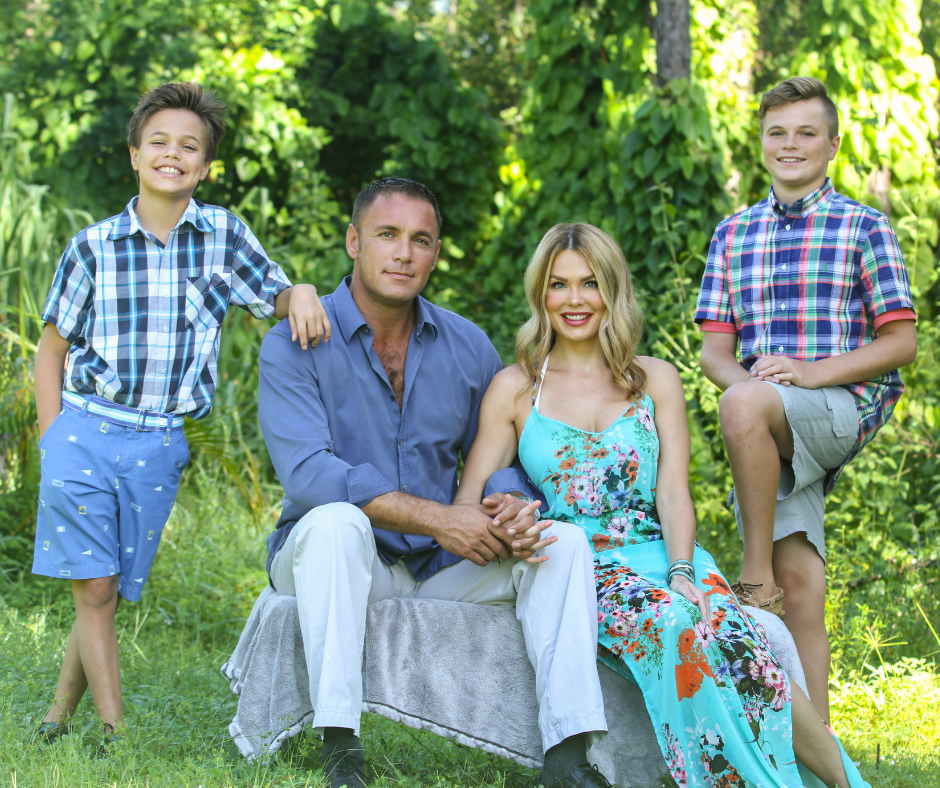 Image of the Peresetsky Family