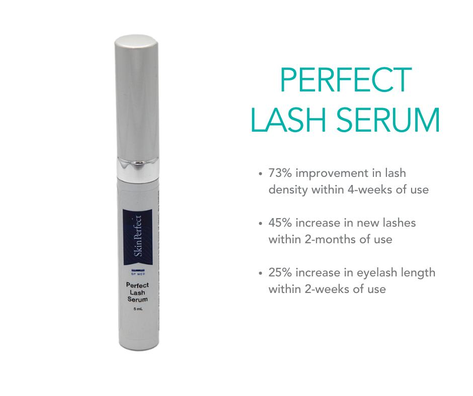 image of perfect lash serum